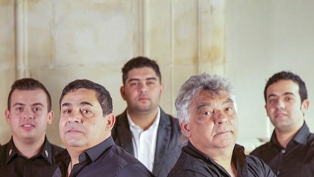 LEYENDAS. El grupo ha sido presentado durante 25 años por los dos compositores y productores Nicolas Reyes y Tonino Baliardo.