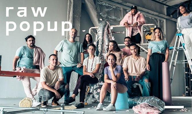 Brickell City Centre y Raw Pop Up instalarán el arte en Miami