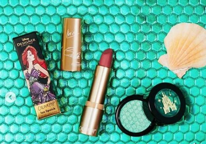 Disney creó línea de cosméticos inspirada en las princesas