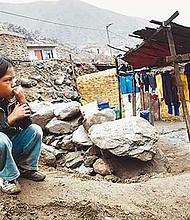 Pobreza. Estudio indica que son 60 millones los mexicanos pobres.
