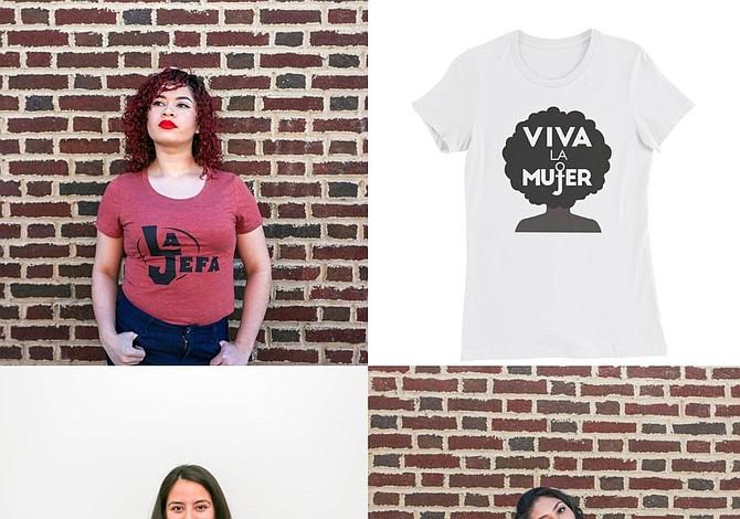 Lanzan  tienda de ropa feminista para celebrar a las latinas