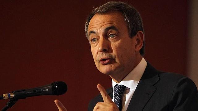 APOYO. El español Rodríguez Zapatero ha sido rechazado por distintos voceros que se oponen al régimen venezolano.