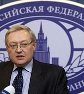 El vicecanciller Serguéi Riabkov advirtió que Washington está socavando conceptos como la estabilidad global.