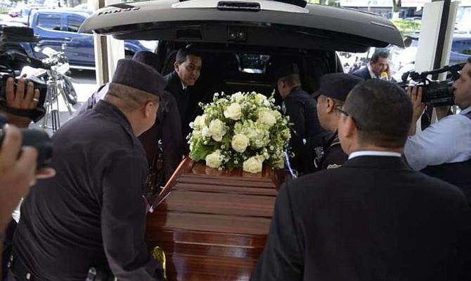 EL SALVADOR. Castillo Arévalo enterró el cadáver de Ayala en San Francisco Javier, de donde es originario