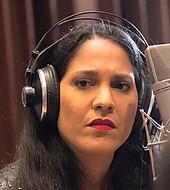 Haydée Milanés quien se inició en la ejecución del piano a la edad de 6 años, es compositora y productora de la nueva escena musical cubana.