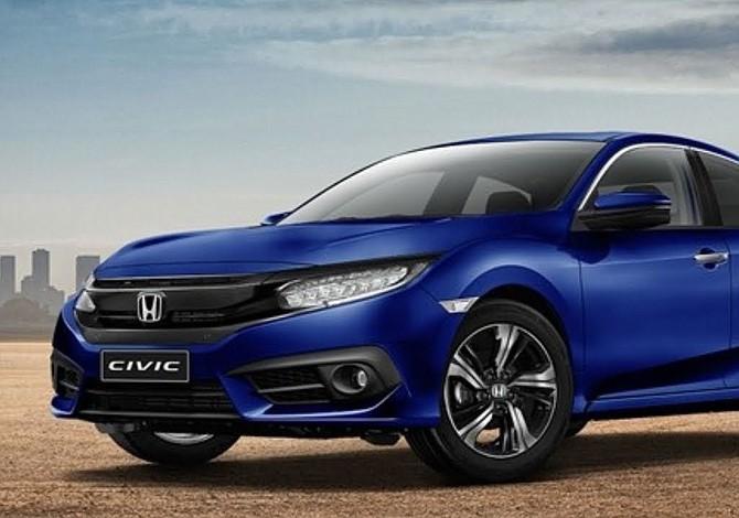 Sedán y Cupé Honda Civic de 2019 estarán en la calle en octubre