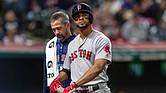 El campocorto le metió un susto a la fanaticada de Boston