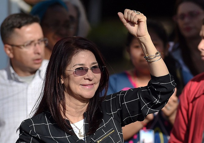 EE.UU. eleva la presión sobre Maduro y sanciona a su esposa Cilia Flores