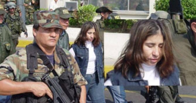 COLOMBIA. En un vuelo procedente de Washington, regresó al país Anayibe Rojas Valderrama más conocida como Sonia