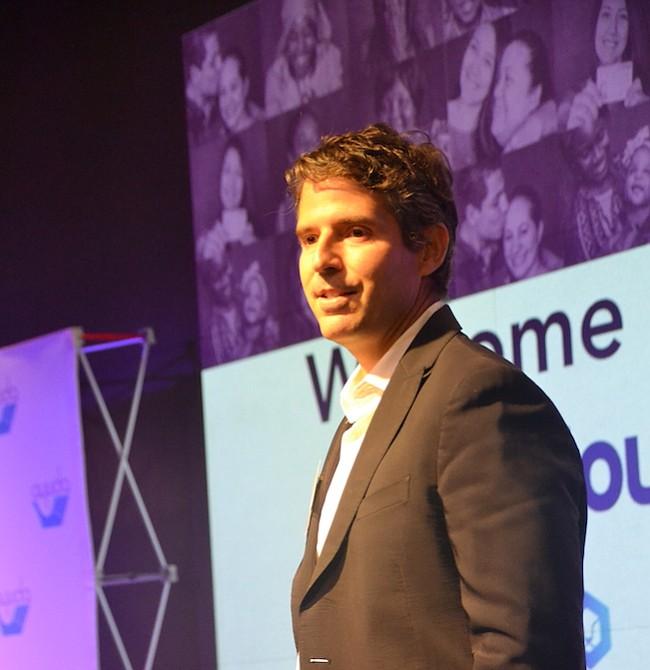SOLIDARIDAD. Benefactores como Andrés Echeverri, fundador y presidente de la compañía ACSI Translations, destacaron la labor de Ayuda.