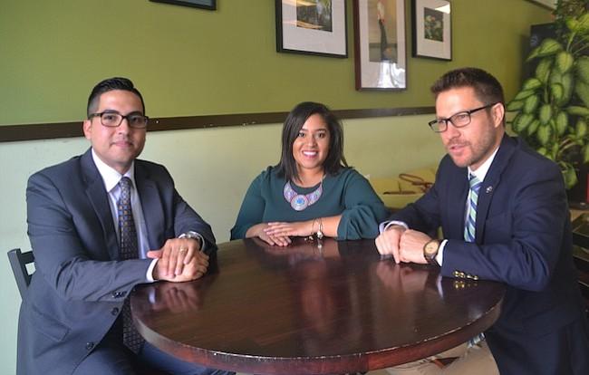 Latinos Millennnials: Juventud y energía para conectar a los legisladores con los latinos de Virginia