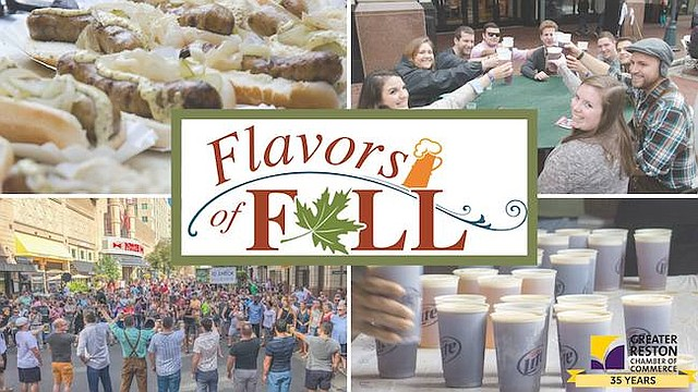 DIVERSO. El festival Flavors of Fall ofrece todo tipo de actividades, desde degustaciones hasta conciertos y concursos.
