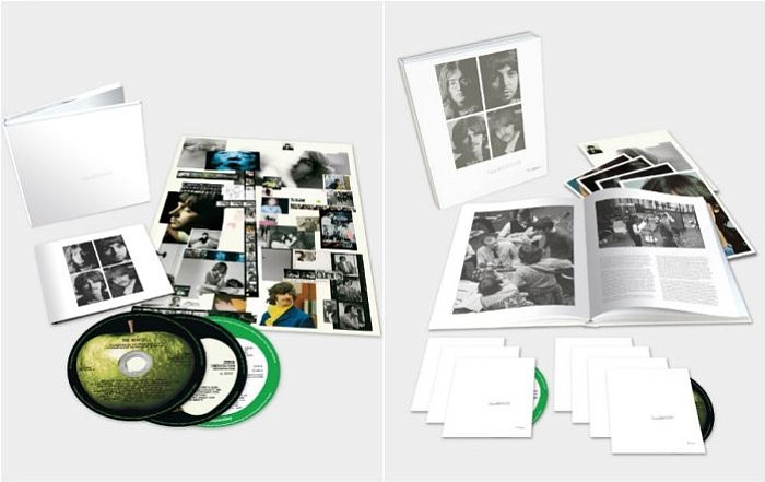 The Beatles celebrará el aniversario del White album con una versión deluxe