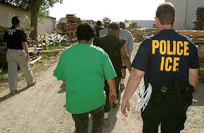ICE incrementa arrestos en comunidades del interior del país