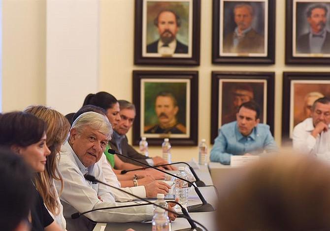 AMLO se compromete apoyar por completo al deporte en México