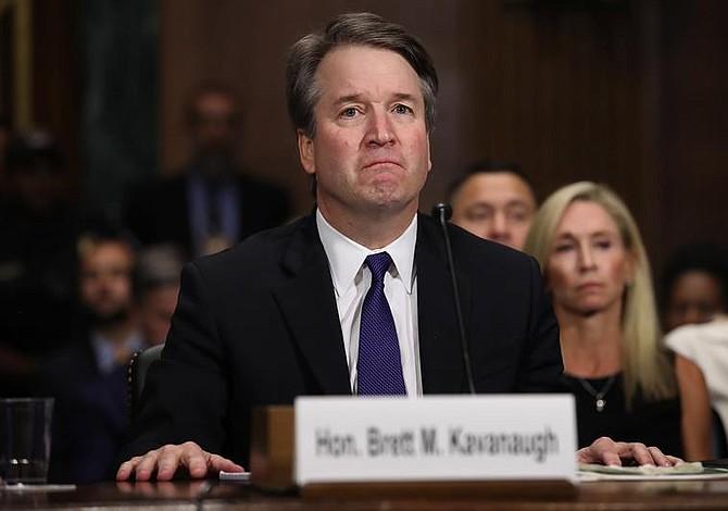 """Kavanaugh dice que su confirmación """"se ha convertido en vergüenza nacional"""""""