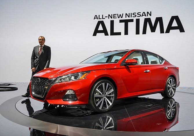 Nissan Altima 2019: Tecnología y elegancia hechas sedán