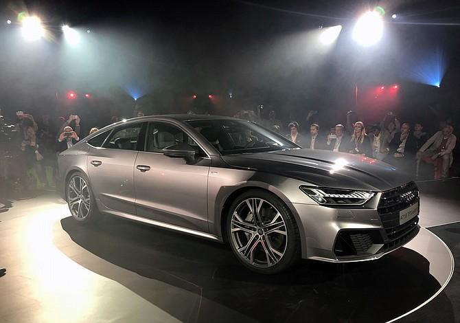 Audi A7 2019 llegó para enamorar a todos
