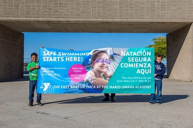 YMCA ofrecerá clases gratuitas de natación en East Boston