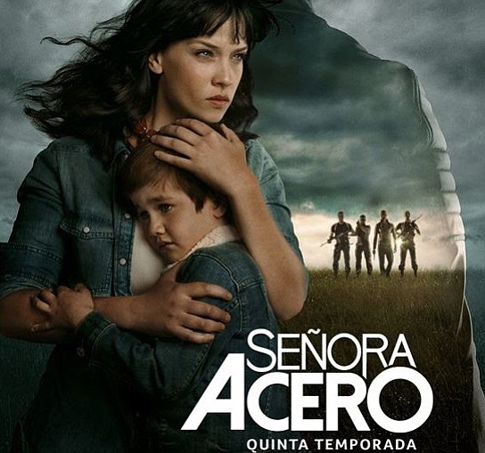Se&ntildeora Acero 5x20 Latino Disponible