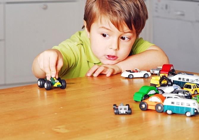 Juguetes ayudan a niños a explorar su realidad
