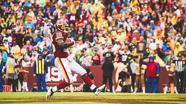 Foto: Washington Redskins Facebook