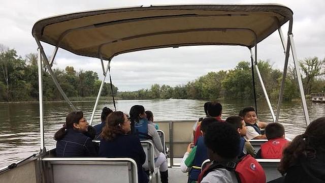 PASEO. Explora tu río y aprende a cuidarlo. El Festival del Río Anacostia en el Bladensburg Waterfront Park incluye paseos en bote.