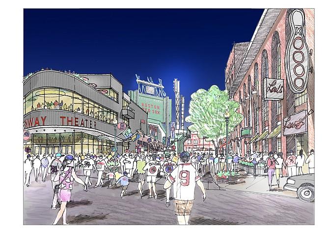 Boston podrá disfrutar de una nuevo centro de artes escénicas próximamente