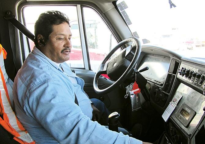 Camioneros anticipan problemas