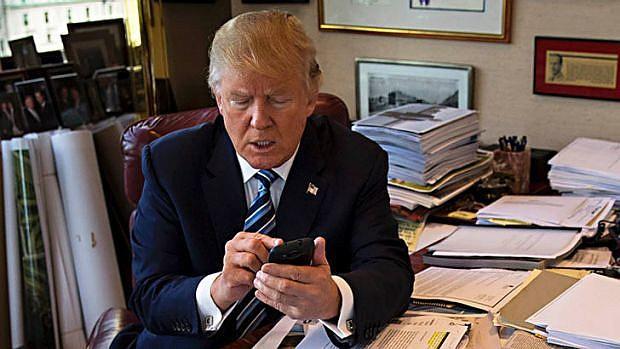 """ALERTA. """"Esta es una prueba del sistema de alerta de emergencia inalámbrico nacional. Ninguna acción es necesaria"""", fue el mensaje que recibieron los usuarios con un tono único, muy alto."""