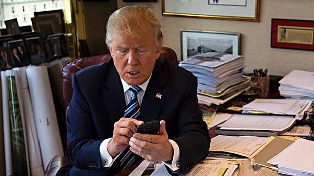 """Usuarios de Twitter viralizaron la """"alerta presidencial"""""""