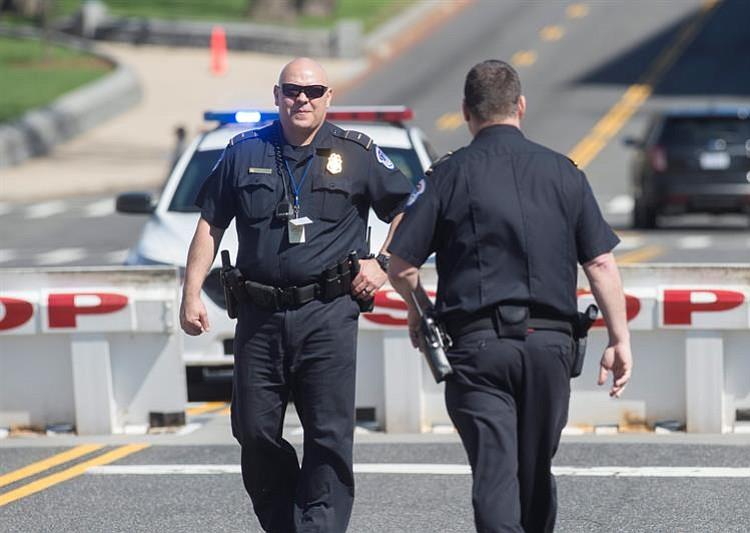 Tiroteo en Carolina del Sur deja cinco policías heridos