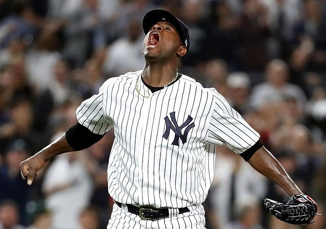 Pitcheo latino pone a Yanquis en serie divisional ante Boston
