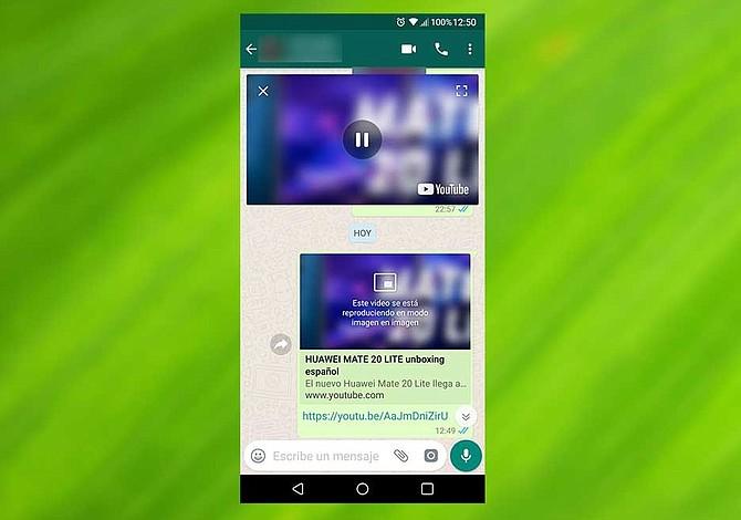Con WhatsApp ver videos y chatear será cosa fácil
