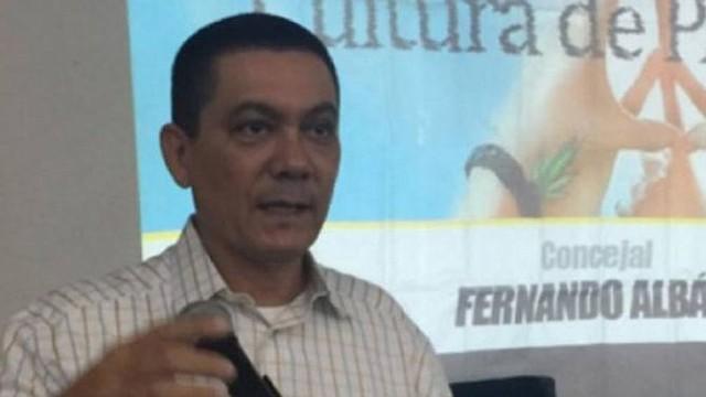 VENEZUELA. Albán fue detenido en el aeropuerto de Maiquetía