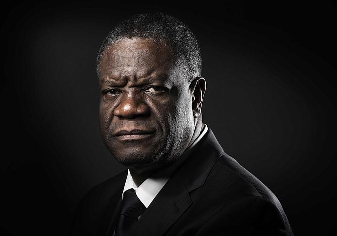 Mukwege: Cuando violan a una mujer es a mi mujer a la que violan
