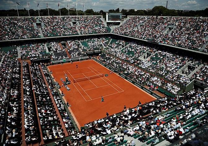 Roland Garros, el aviador más célebre del tenis