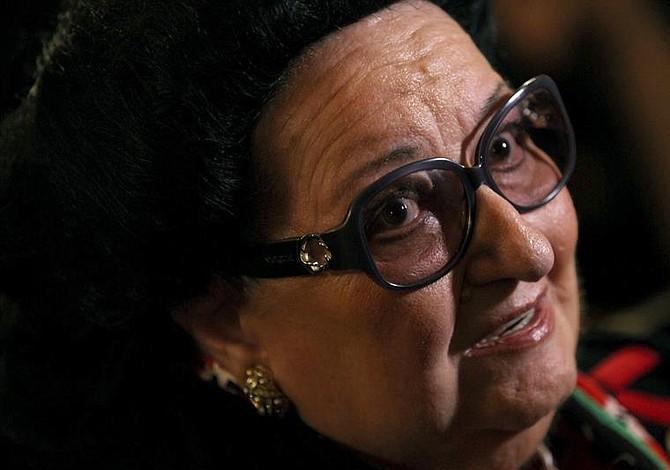 Muere la diva de la ópera Montserrat Caballé