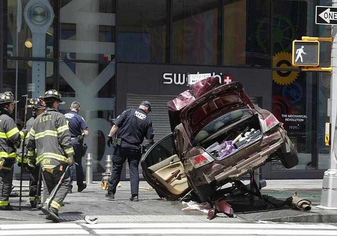 Al menos 50 muertes en Nueva York tras accidente de tránsito