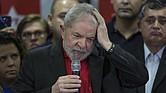 ELECCIÓN. Lula, aún entre rejas, ha mostrado la garra del animal político que gobernó Brasil entre 2003 y 2010.