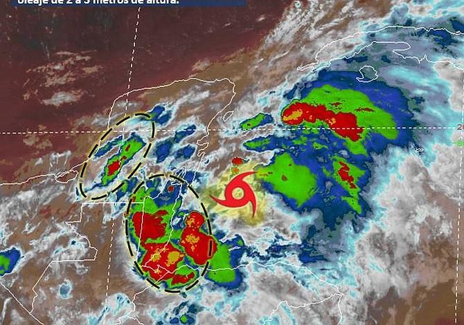Florida espera impacto de un nuevo huracán