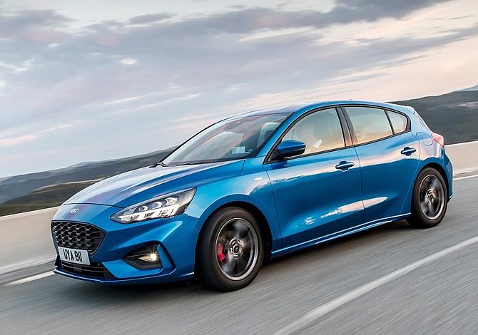 """Ford Focus 2019 ST: Una versión """"fitness"""" y espaciosa"""