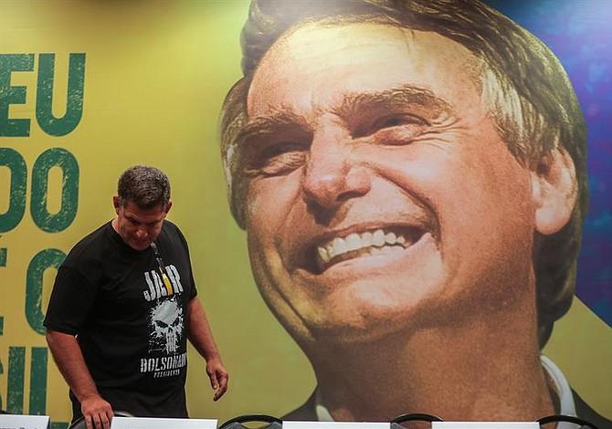 El efecto Bolsonaro modifica el mapa político de Brasil