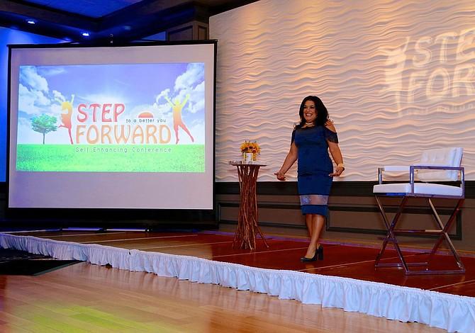 Periodista latina presentará conferencia de desarrollo personal en MA