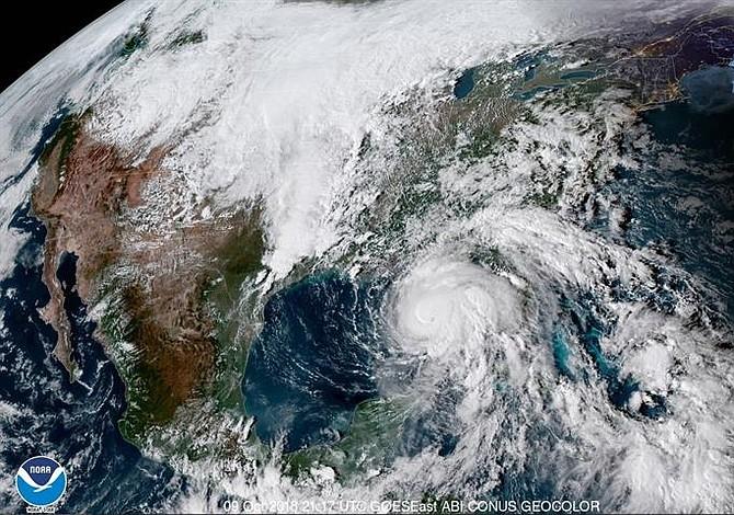 Michael, el segundo huracán mayor de la temporada