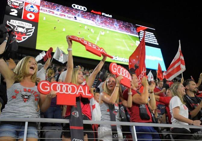 DC United promete una gran fiesta para celebrar el mes de la herencia hispana