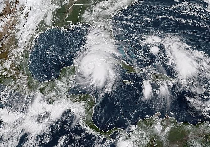 Huracán Michael crearía destructivas marejadas ciclónicas