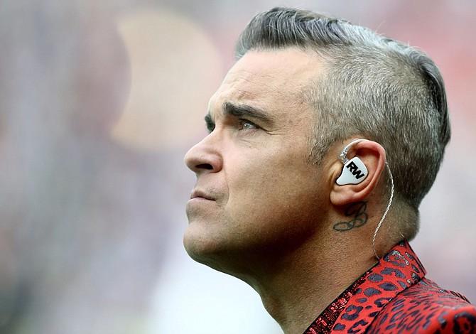 Robbie Williams ya no manejará más su Twitter