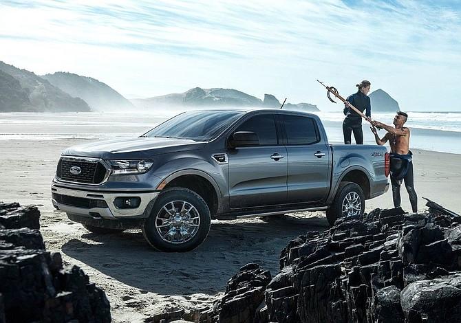 Ford Ranger 2019: Una pickup compacta para la libertad