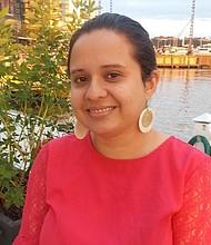Derechos. Ilsy Bú Orellana vino a Estados Unidos a los 12 años y desde los 16 está abogando por los derechos de los inmigrantes como ella.